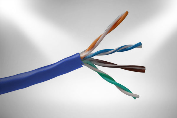 CAT5E 4 PAIR Manufacturers  in Guwahati